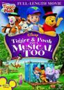 Tygr a Pú v muzikálu