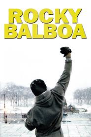 Rocky Balboa: Nic nekončí, dokud to doopravdy neskončí