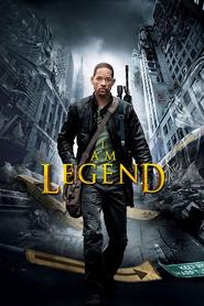 Já, legenda: Poslední člověk na Zemi není sám...