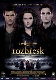 Twilight sága 5 - Rozbřesk - 2. část