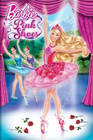 Barbie a růžové balerínky