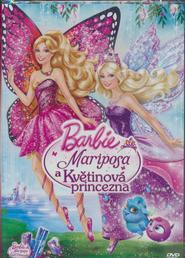Barbie - Mariposa a Květinová princezna