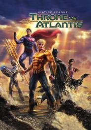 DCU: Liga spravedlivých: Trůn Atlantidy