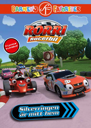 Rorri Racerbil - Silverringen är mitt hem