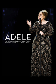 Adele Live in New York City