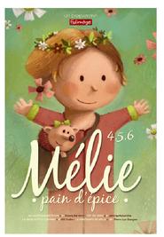 Au royaume de Léon et Mélie. Le printemps de Mélie