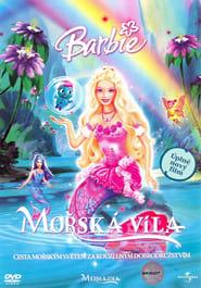 Barbie mořská víla