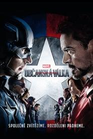 Captain America: Občanská válka: Spoločně zvítězíme. Rozděleni padneme.