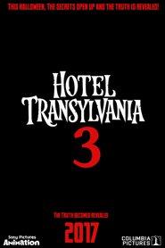 Hotel Transylvánie 3: Příšerózní dovolená: Rodinná dovolená. Vysaje z tebe život.