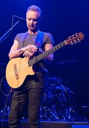 Sting - Konzert Im Pariser Olympia
