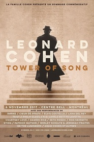 Tower of Song : Un hommage commémoratif à Leonard Cohen