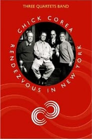 Chick Corea & Three Quartets Band -Rendezvous In New York