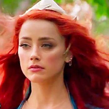 Bude Amber Heard vyhozena z natáčení filmu Aquaman 2?