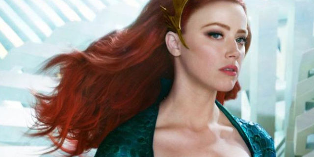 Amber Heard v Aquamanu