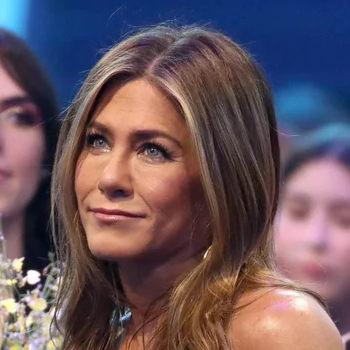 Jennifer Anistonová jako lesbická prezidentka v komedii NETFLIX