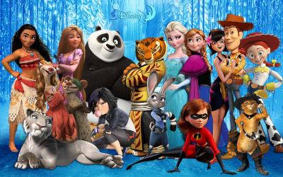 10 nejlepších animovaných filmů za posledních deset let