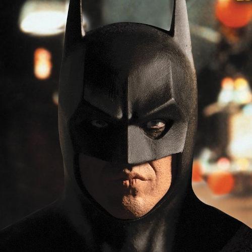 Michael Keaton se vrací jako Batman v sérii filmů o Batmanovi