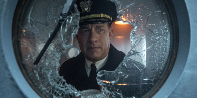 Tom Hanks v Greyhound