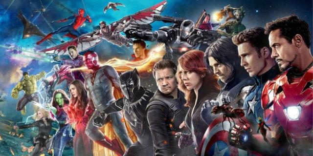 Marvel, svět plný superhrdinů