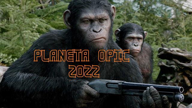 Nová planeta opic