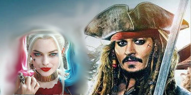 Pirátky z Karibiku