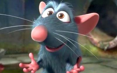 Ratatouille, animovaná komedie o přátelství kuchtíka a krysáka