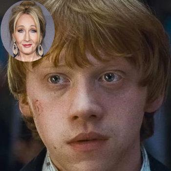 Rupert Grint se přidal na stranu transexuálů proti Rowlingové