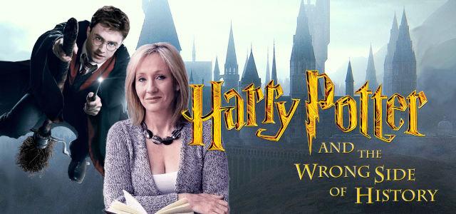 Harry Potter vs. Rowlingová