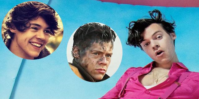 Harry Styles voják z Dunkerku a zpěvák z One Directon