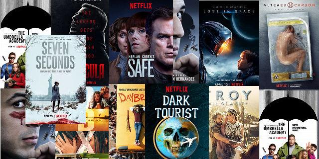 Nejlepší seriály Netflix