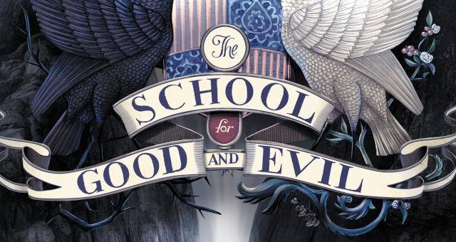 Soman Chainani Škola dobra a zla