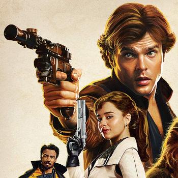 Lucasfilm představuje snímek Solo: Star Wars Story